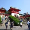 【赤間神宮】青い海と赤の神社!インスタ映えする山口県下関市のおすすめパワースポッ