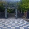 【三川内・熊野神社】市松模様でインスタ映え!佐世保市おすすめのパワースポット!