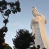 【成田山久留米分院】巨大な観音様が立つ福岡県久留米市のパワースポット!初詣にもお