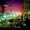 【旧佐世保海軍工廠】佐世保造船所はインスタ映えする工場夜景と艦これ聖地巡礼スポッ